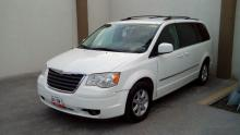 Chrysler Town and Country 2002 Mexicano