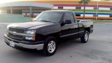 Chevrolet Silverado 1985 Mexicano