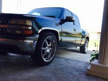Chevrolet Cheyenne 2001 Mexicano