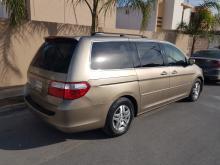 Honda Odyssey 2009 Mexicano