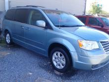 TOWN COUNTRY TOURING 2008 MEXICANA