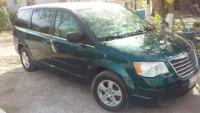 Chrysler Town and Country 2008 Fronterizo