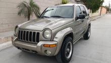 Jeep Liberty 2005 Fronterizo