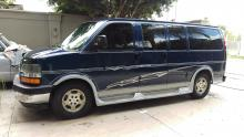 Chevrolet Express Van 2014 Mexicano