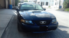 Ford Mustang 2005 Fronterizo