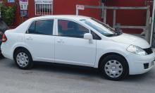Nissan Tiida 2012 Mexicano