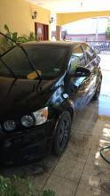 Chevrolet Sonic 2012 Americano