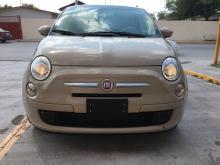 Fiat 500 2013 Mexicano