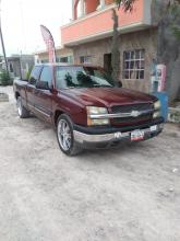 Chevrolet Silverado 2000 Mexicano