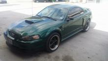 Ford Mustang 2001 Americano