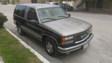 Chevrolet Silverado 1998 Mexicano