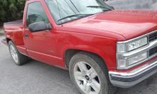 Chevrolet Blazer 1998 Americano