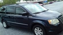 Chrysler Town and Country 2009 Mexicano