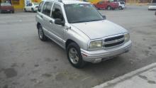 Chevrolet Tracker 2001 Fronterizo