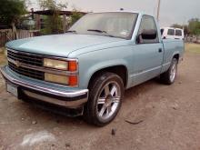 Chevrolet Cheyenne 1991 Mexicano
