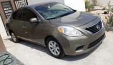 Nissan Versa 2012 Americano
