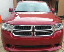 Dodge Durango 2011 Fronterizo
