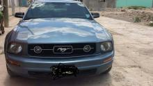 Ford Mustang 2001 Mexicano
