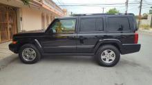 Jeep comanddsr 2008
