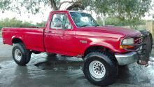 Chevrolet Silverado 1996 Americano