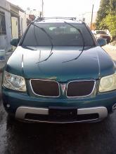 Pontiac Torrent 2006 Fronterizo