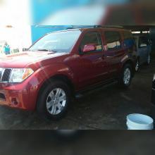 Nissan Pathfinder 2005 Mexicano