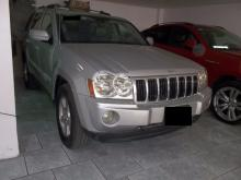 Jeep Grand Cherokee 2005 Mexicano