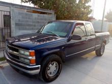 Chevrolet Silverado 1996 Mexicano