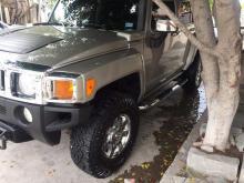 Hummer H3 2006 Mexicano
