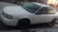 Chevrolet Malibu 2001 Fronterizo