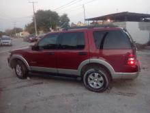 Ford Lobo King Ranch 2006 Fronterizo