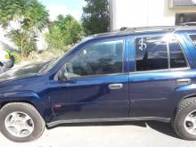 Chevrolet TrailBlazer 2004 Fronterizo