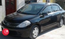 Nissan Versa 2008 Fronterizo