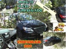 Chrysler PT Cruiser 2008 Fronterizo