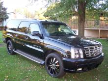 Cambio o vendo  Cadillac Escalade conversion 2006 Reg