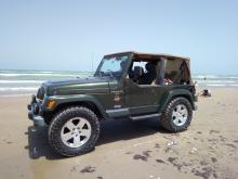Jeep Sahara 4x4