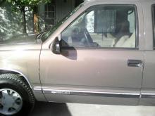Chevrolet Suburban 2008 Mexicano