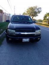 Chevrolet TrailBlazer 2002 Fronterizo