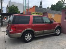 Ford Expedition Eddie Bauer 2003 Mexicana