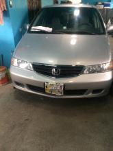 Honda Odyssey 2002 Fronterizo