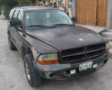 Dodge Durango 2007 Fronterizo