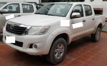 Toyota Hilux 4 Puertas Doble Cabina 2013