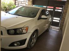 Chevrolet Sonic LTZ 2012 1.8L