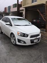 Chevrolet Sonic 2014 Americano
