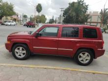 JEEP PATRIOT 2010 REGULARIZADA AL CORRIENTE