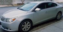 Buick LaCrosse 2012 Mexicano, trans. Automatica 6 cil