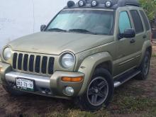 Jeep Liberty 2003 Mexicana, trans. Automatica 6 cil