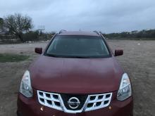 Nissan Rogue 2012 Mexicana, trans. Automatica 4 cil