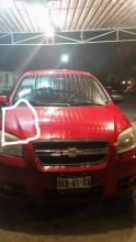 Chevrolet Aveo LT 2009 Mexicano, 4 cil Manual