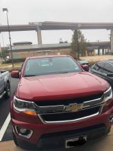 Chevrolet Colorado LT 2016 Americana, 4 cil Automatica